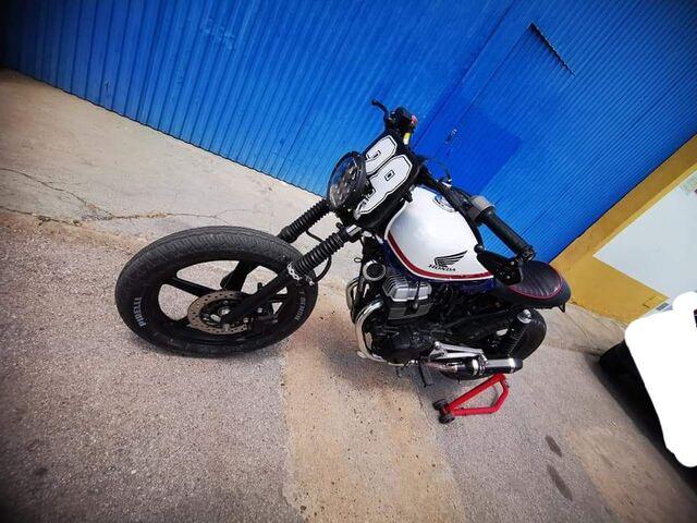 HONDA - CB 250 CAFE RACER - foto 2