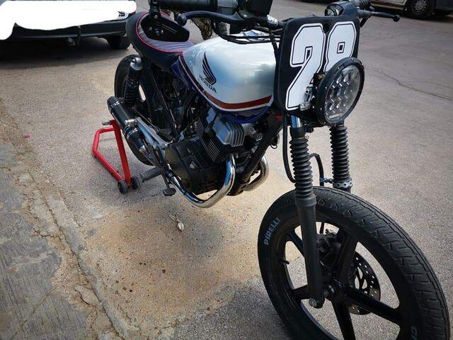 HONDA - CB 250 CAFE RACER - foto 4