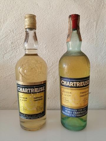 Compro Chartreuse, Trato Al Instante