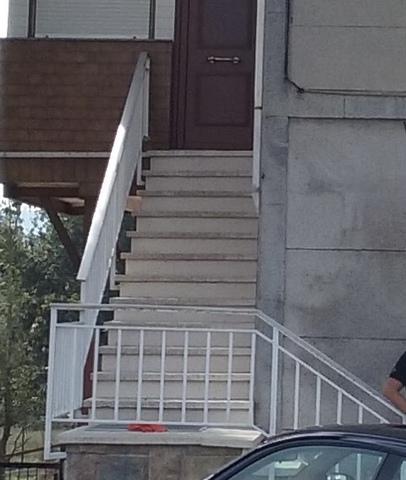 Barandilla,  Pasamanos Para Escalera