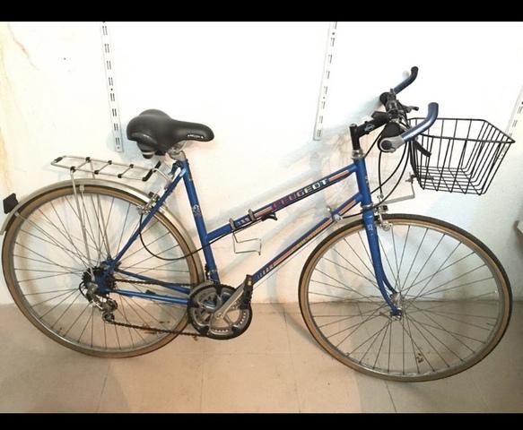 Bicivleta Vintage  Peugeot