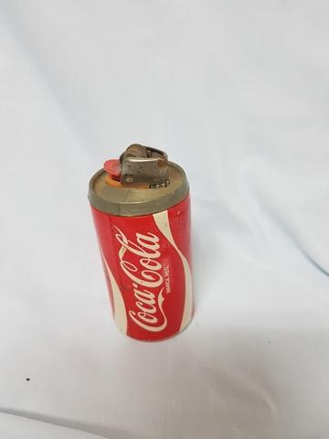 Antiguo Mechero De Coca-Cola