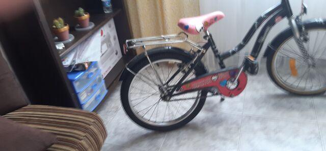 Bici Nina Monster High 20