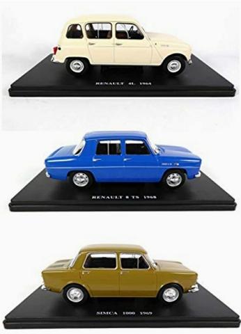 Coches Miniatura Escala 1:24 Renault