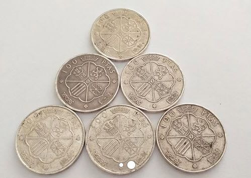 Compro Moneda Plata Y Oro
