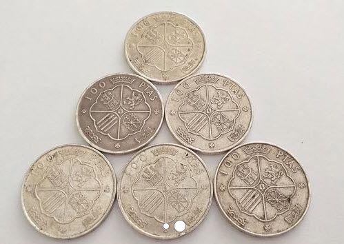 Compro Monedas De Plata Y Oro