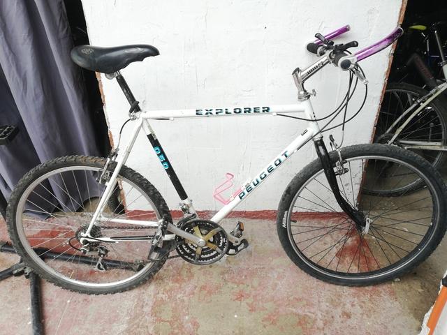 Bicicleta Peugeot Explorer Llanta 26