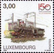 Infosellos Vende Luxemburgo Yt 1784