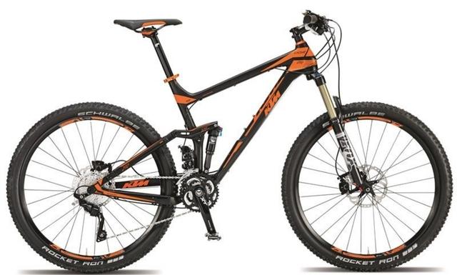 Bicicleta Mtb Ktm Lycan 272