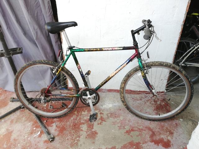 Bicicletas Llantas 26 Multicolor Montaña