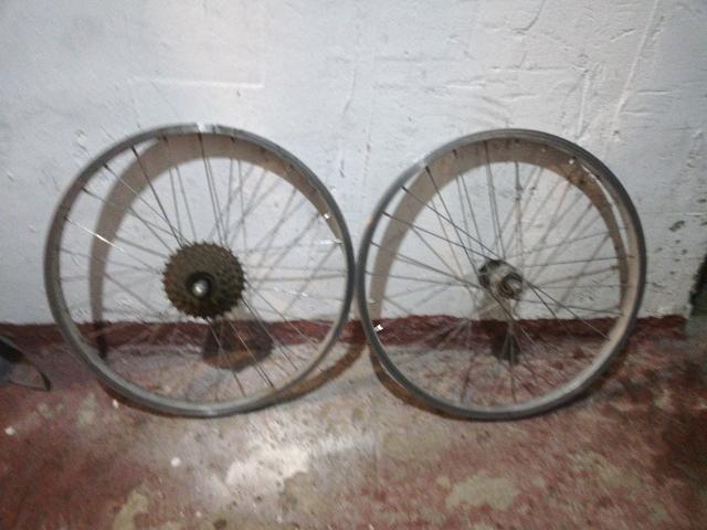Llantas Bicicleta 20 Pulgadas