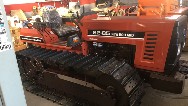 NEW HOLLAND - 82/85 - foto 1