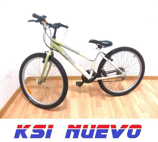 Bicicleta Decathlon Vitamin