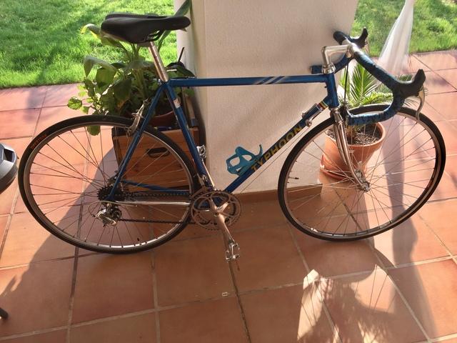Bicicleta Carretera Campagnolo