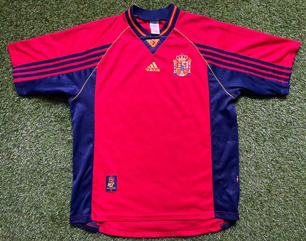 España Mundial 1998 L Camiseta