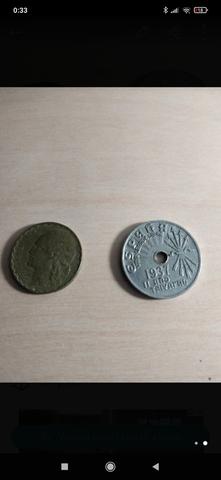 Monedas De La República Española