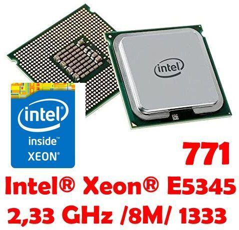 771 INTEL® XEON® E5345 2, 33/8M/1333 - foto 1