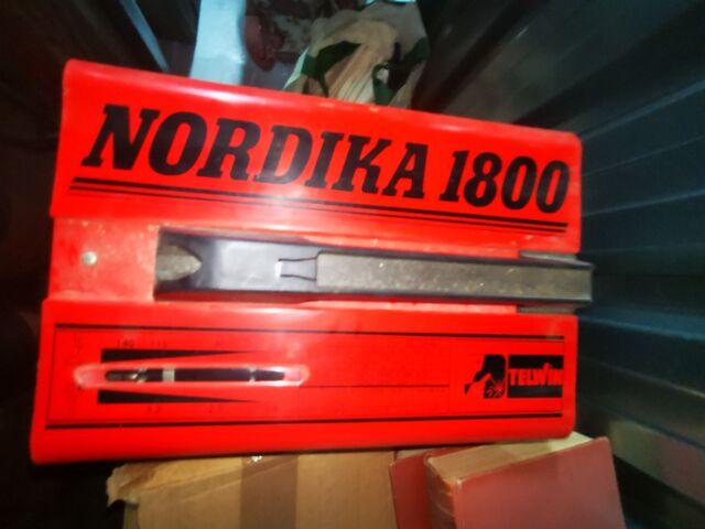 Soldador Nordika