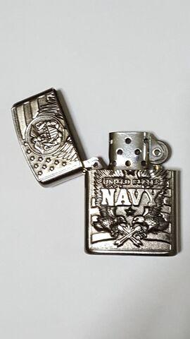 Mechero Zippo United Estates Navy