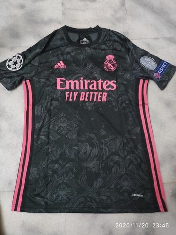 Camiseta Real Madrid Benzema