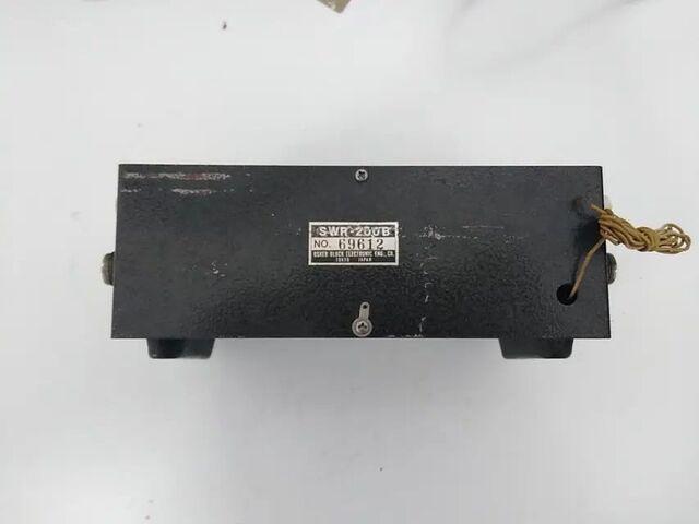 MEDIDOR ROE ESTACIONARIAS HF Y VHF OSKER - foto 2