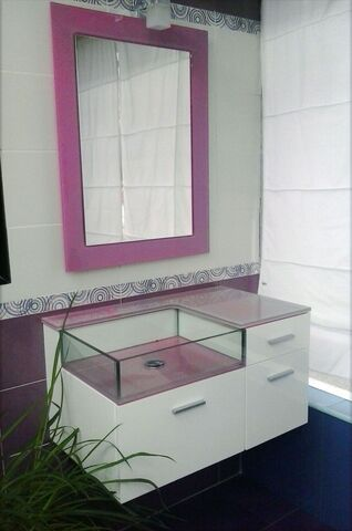 Mueble  Baño Lady