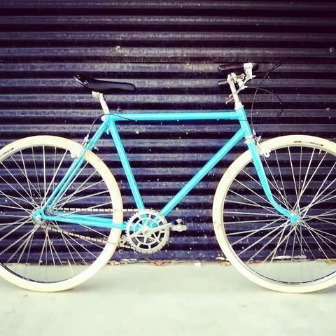 Bici Bh Customizada