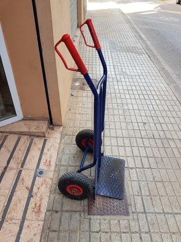 Carretilla Transporte