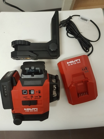Nivel Laser Hilti Pm 30-Mg