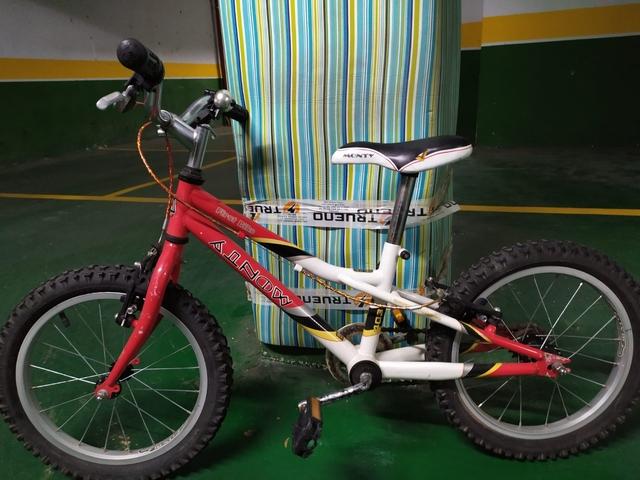Bicicleta Monty Pequeña