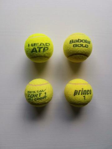 Bolas De Tenis Y Padel