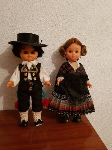Muñecos Regionales