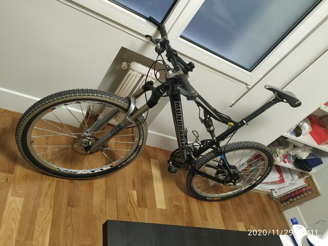 Bicicleta Btt Impecable