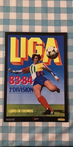 Fascículo Salvat Liga Este 1983/1984