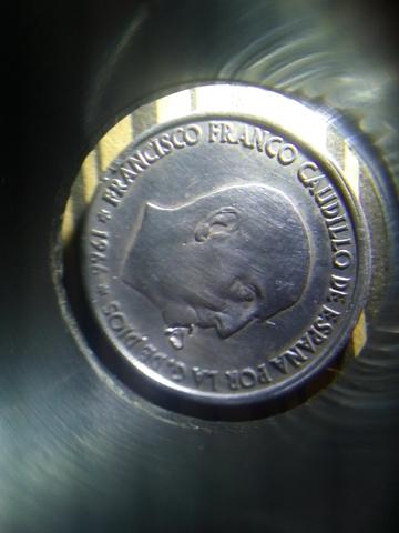 Monedas Españolas De Franco