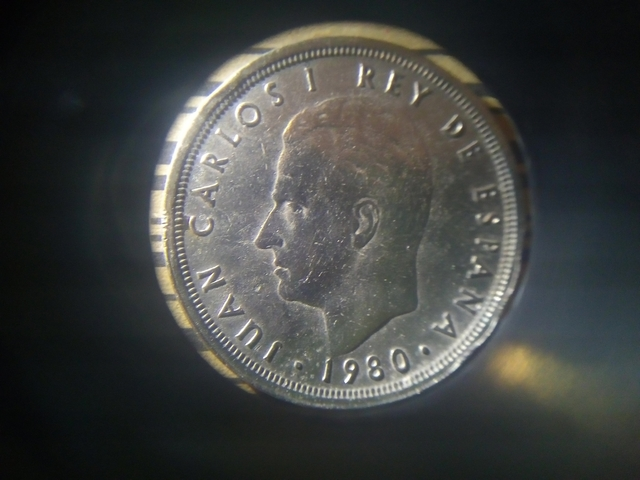 Monedas Rey Juan Carlos