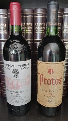 Vega Sicilia Y Protos