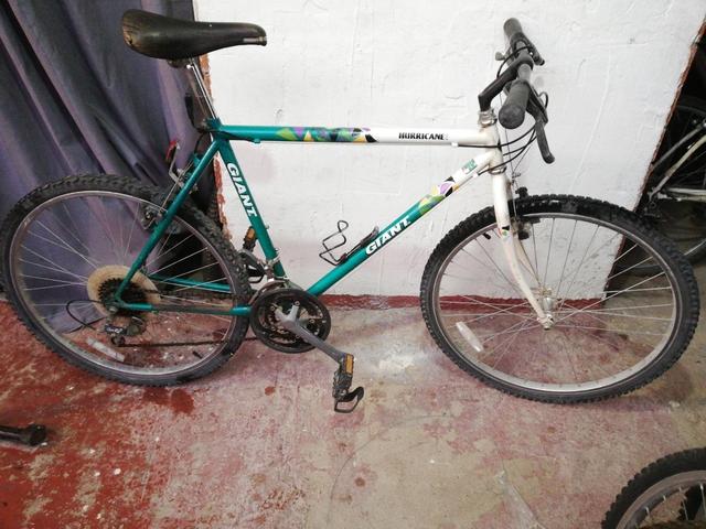 Bicicleta Llantas 26 Cambio Shimano Sinc