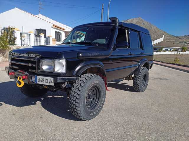 LAND-ROVER - DISCOVERY - foto 7