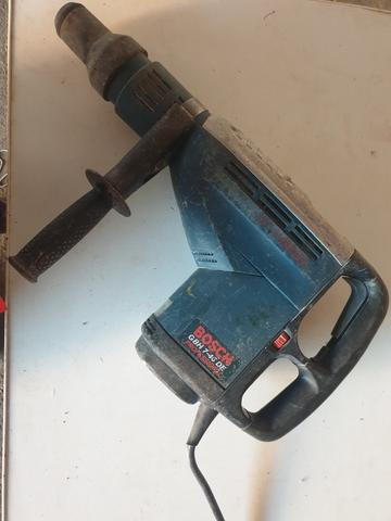 Martillo Combinado Bosch Gbh 7 - 46 De