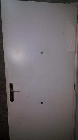 Puerta De Entrada De Casa De Seguridad