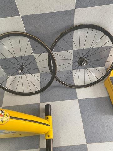 Ruedas Bicicleta Campagnolo Hyperon