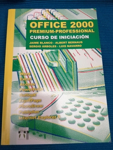 OFFICE 2000 PREMIUM PROFESSIONAL - foto 1
