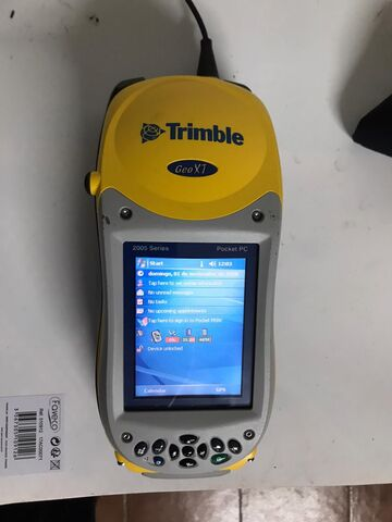 GEOEXPLORER 2005 SERIES TRIMBLE XT - foto 2