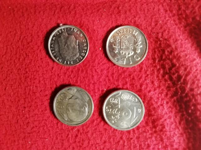 Moneda 5/10/Pestas En Pesetas