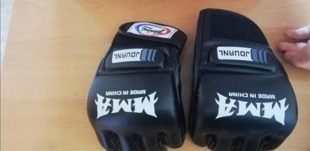 GUANTES MMA Y KICK BOXING NUEVOS - foto 1