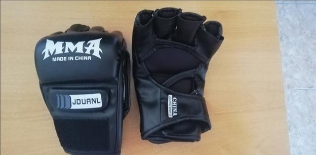 GUANTES MMA Y KICK BOXING NUEVOS - foto 2