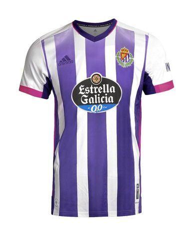 Primera Equipacion Real Valladolid Cf