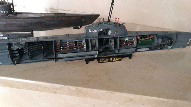 SUBMARINO U-BOOT - foto 1