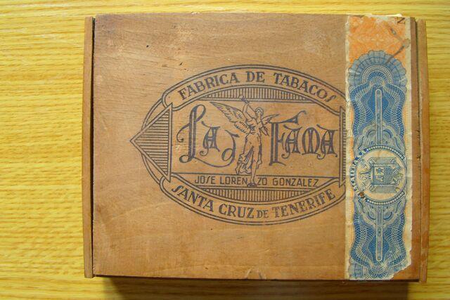Caja De Puros \\
